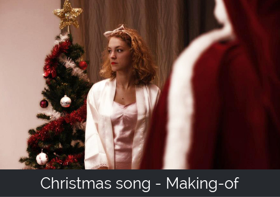 Christmas song - Making-of