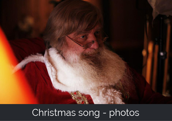 Christmas song - photos