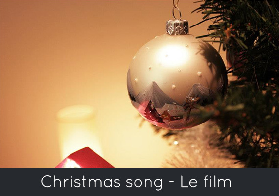 Christmas song - le film