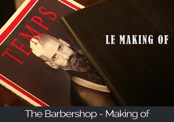 The Barbershop - Making-of